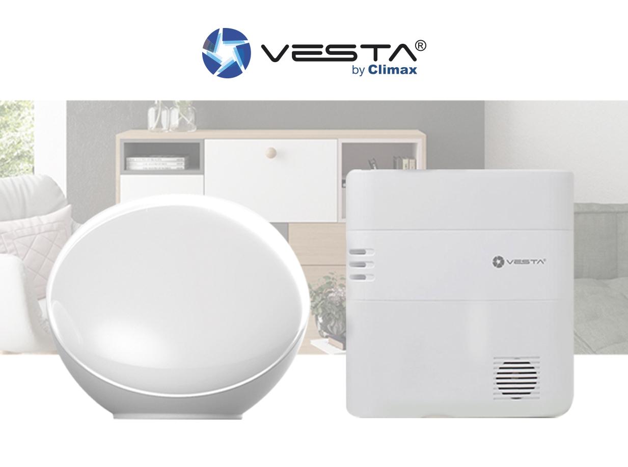 Medidor calidad del aire y CO2 de VESTA by Climax